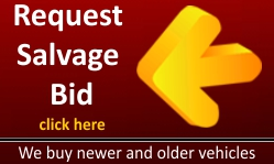 We Buy Salvage Vehicles