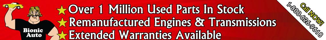 Bionic Auto Parts